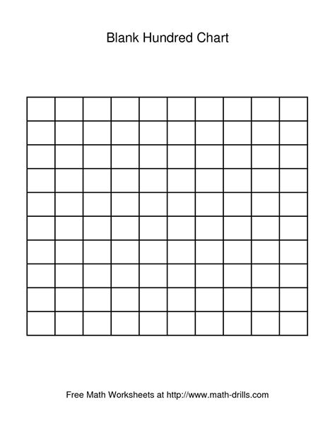 large printable hundreds chart 16 best images of 200 chart with missing numbers