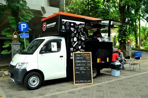 indonesian food truck design food truck yang makin digemari
