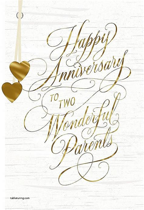 Wedding Anniversary For Parents by Anniversary Cards Luxury 60th Wedding Anniversary Cards