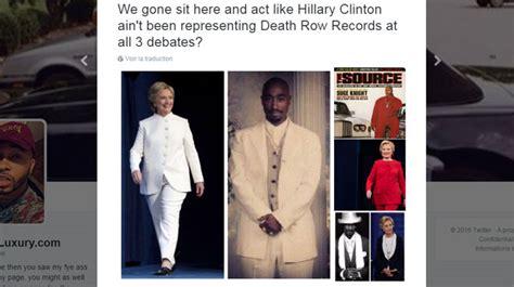 Clinton Row Records Clinton Fan De Gangsta Rap Ses Looks Quot Row