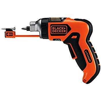 Black Decker 3 6v Lithium Offset black decker li4000 3 6 volt lithium ion smartselect