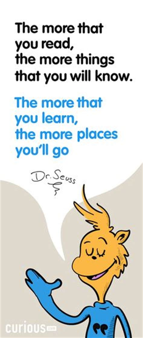 our journey quot oh the places you ll 37 dr seuss quotes http pinliterati 37 dr seuss