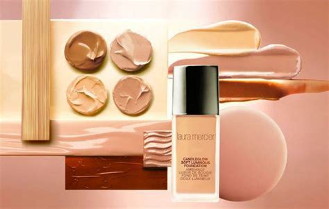Mercier Candleglow Soft Luminous Foundation mercier candleglow soft luminous foundation trends and makeup collections