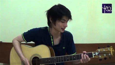 video tutorial gitar one last breath akustik gitar belajar lagu one last breath creed
