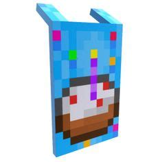 Minecraft Papercraft Cape - minecraft on