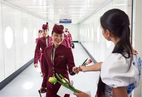qatar airways cabin crew qatar airways loosens restrictions on cabin crew as