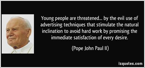 Pope Paul Ll Quotes