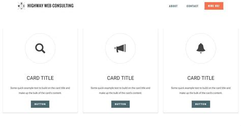 bootstrap hover card tutorial bootstrap button hover text phpsourcecode net