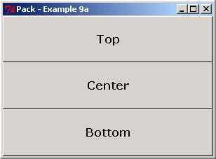 java layout center button layout top center and bottom fill layout 171 gui tk 171 python