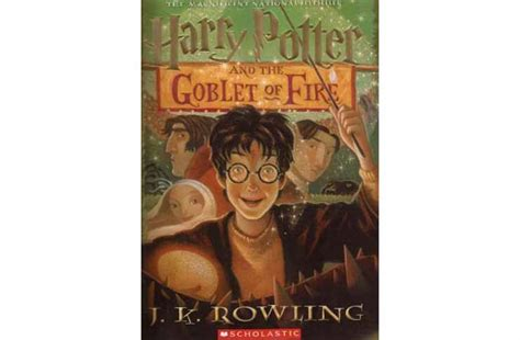 book report on harry potter and the goblet of harry potter and the goblet of book review