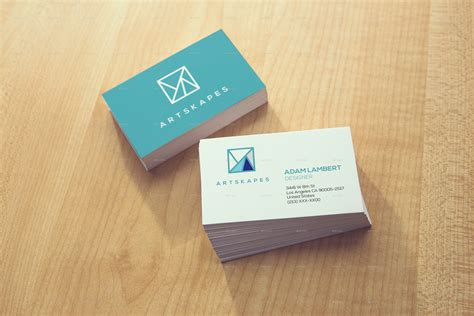 Design Home Game by Realistic Business Card Mockups V 2 By Xepeec Graphicriver