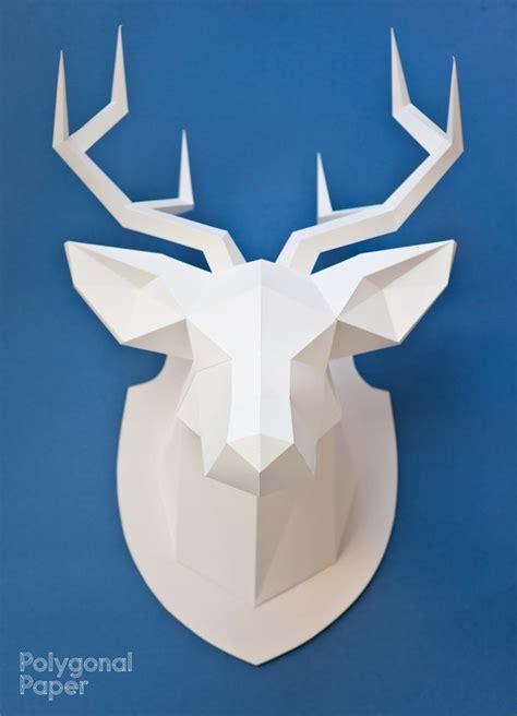 cardboard trophy template 38 best polygonal paper images on paper crafts