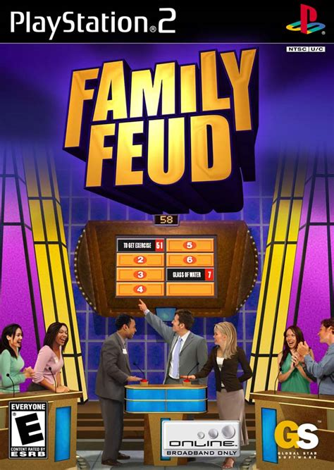 Family Feud Review Ign What Is A Family Feud