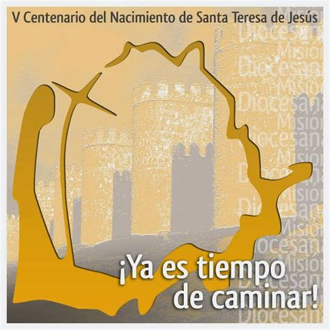 v centenario santa teresa de jes s ricardo bl 225 zquez misa inaugural a 241 o jubilar teresiano