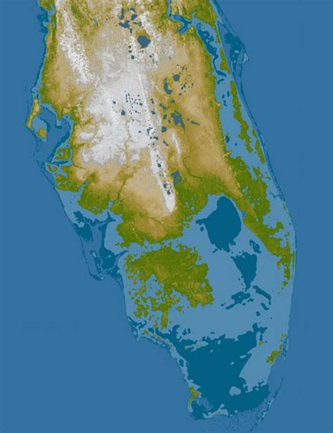 sea level rise florida map the sea also rises global change earth 540 essentials