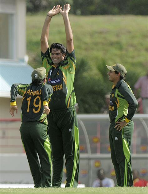 mohammad irfan biography ahmed shehzad has plenty of work to do to high five