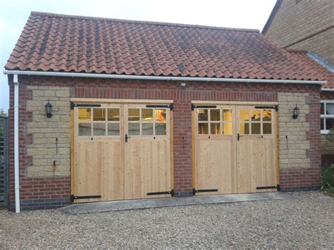 How To Side A Garage by Side Hinged Timber Garage Doors I91 For Your Easylovely