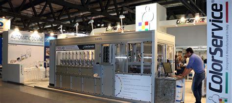 color service sistemi automatici di dosaggio per il settore tessile