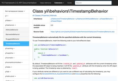 yii2 tutorial activerecord how to program with yii2 timest behavior envato