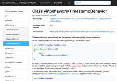 tutorial behaviors yii2 how to program with yii2 timest behavior envato