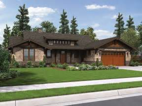 Ranch Style House Designs The Meriwether Craftsman Ranch House Plan
