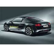 Audi R8 E Tron Le Mod&232le 100% &233lectrique En 2012