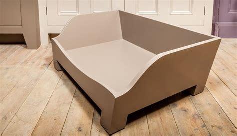 diy raised dog bed raised wooden dog bed diy pinterest