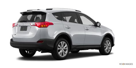 2015 Toyota Rav4 Limited Price 2015 Toyota Rav4 Limited New Car Prices Kelley Blue Book