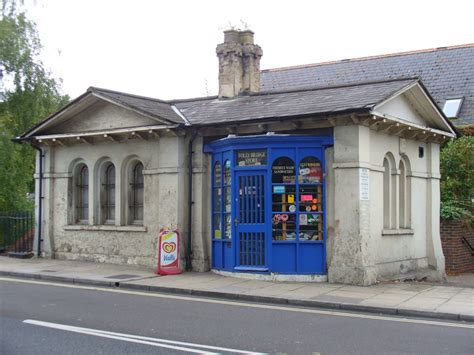 Toll House by Folly Bridge Toll House South Oxford Community Centre