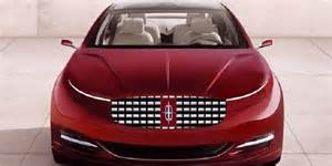 Lincoln Town Car Interior Parts 2018 Lincoln Mkz Changes Specs Redesign Release Date