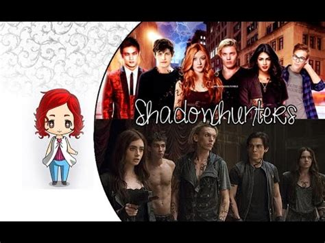film serie youtube shadowhunters film vs serie tv once upon a cass youtube
