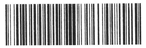 letter barcode