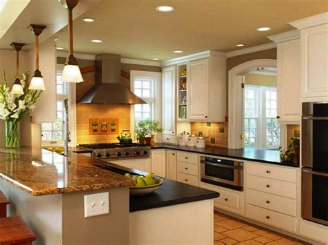 Kitchen Cabinet Color Schemes Medium Oak Kitchen Cabinets Newhairstylesformen Color Ideas Traditional Kitchen Color Ideas