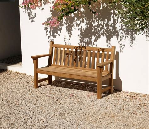 barlow tyrie london bench barlow tyrie london 150cm bench seat gardensite co uk