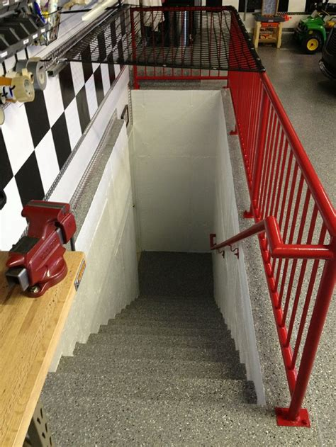 Stairs From Garage To Basement by 17 Best Images About Ultimate Garage On