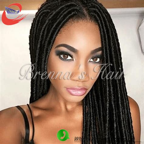 artificial dreadlock hairstyles compare prices on braided hair extentions online shopping