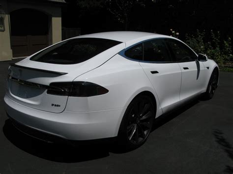 Tesla Model S P85 Cost For Sale 2013 Tesla Model S P85 1 Week Bay Area
