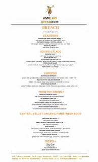 on pinterest template print and food menu french