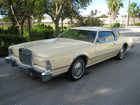 iv lincoln 1976 lincoln iv information and photos momentcar