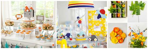 Ideas For A Baby Shower For A by 40 Baby Shower Theme Ideas For Pennies