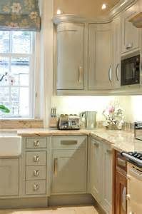 Pictures Of Blue Kitchen Cabinets Chantry Blue Kitchen Cabinets Kitchen And Dining