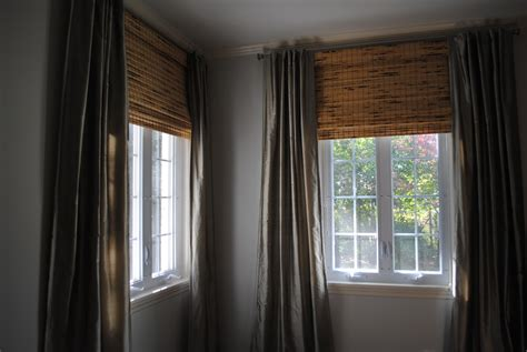 pictures of window blinds and curtains bamboo blinds curtains curtain menzilperde net