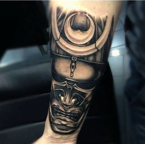 27 samurai forearm tattoos designs amp ideas