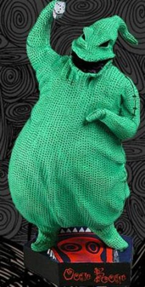 oogie boogie bobblehead   bobbleheads collection
