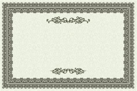 certificate borders free vector download 5 970 free
