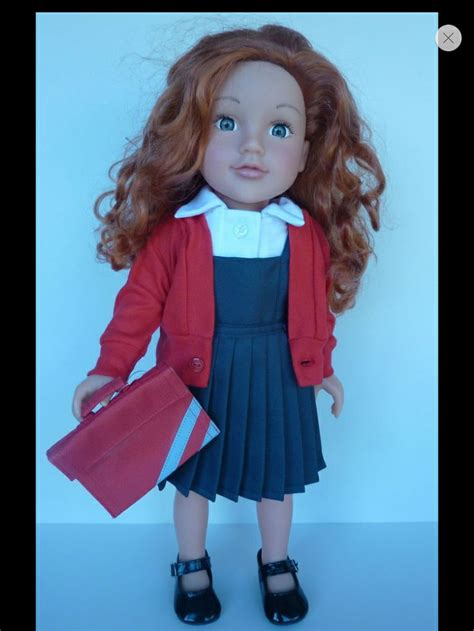 design a friend doll josh school oitfit designa friends chad valley pinterest