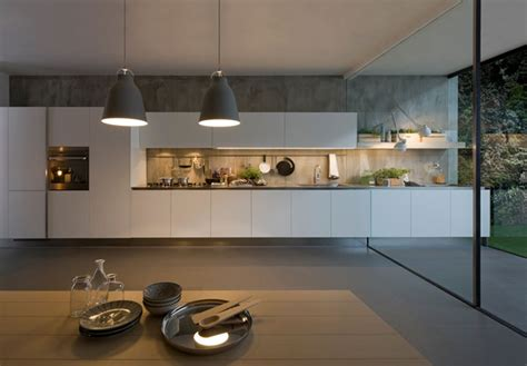arclinea kitchen arclinea s latest collection at milan interiorzine