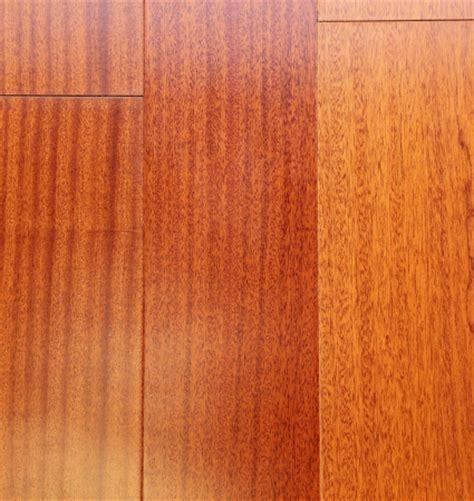 Montage Floors ? Sapele