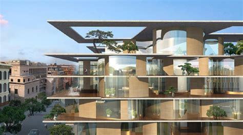 giardini verticali roma un giardino verticale nel cuore di roma wired