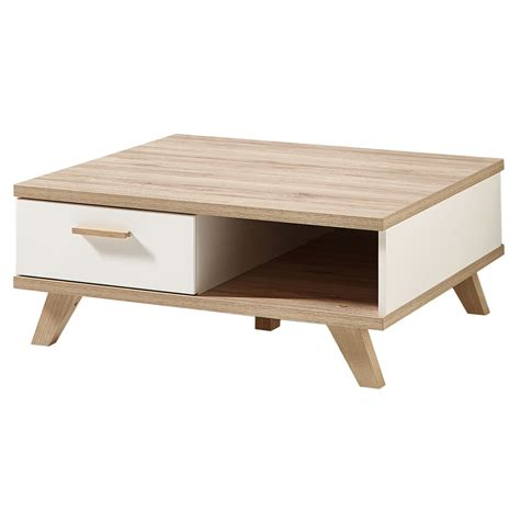 Tabouret Cuisine 2292 by Table Basse Oslo 80 Cm Ch 234 Ne Blanc 2292 221 Achat